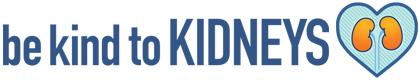 Be Kind to Kidneys Logo